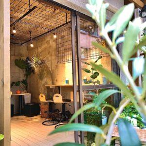 flower and cafe att home